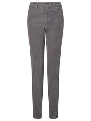 John Lewis Collection Weekend By Liza Cord Jeans Grey
