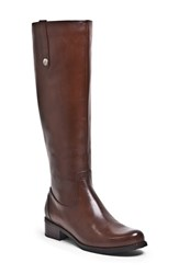 Women's Blondo 'Victorina' Waterproof Leather Riding Boot Butterscotch Leather
