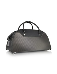 Aznom Carbon Business Carbon Fiber Weekender Bag Black