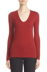 Akris Women's Cashmere And Silk Jersey Top
