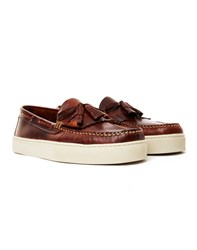 G.H. Bass And Co. Weejun Cup Layton Loafer Brown
