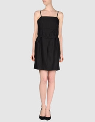 Nolita De Nimes Short Dresses Black