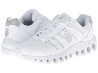 K Swiss Grancourt Ii Slip Resistant White Silver Women's Running Shoes