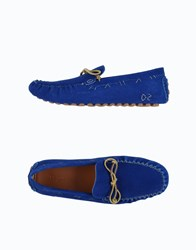 Dsquared2 Footwear Moccasins Men Bright Blue