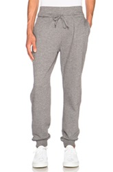 A.P.C. Jogging Run Sweatpants In Gray