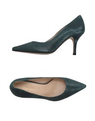 Renatta Jop Footwear Courts Women Emerald Green