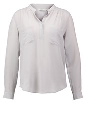 0039 Italy Brandy Blouse Silber Silver