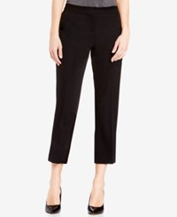 Vince Camuto Cropped Pants Rich Black