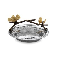 Michael Aram Butterfly And Ginkgo Wine Coaster