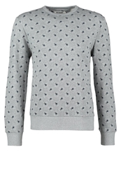 Ben Sherman Sweatshirt Oxford Marl Grey