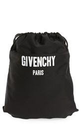 Givenchy Men's Logo Canvas Sport Pack Black