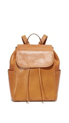 Frye Casey Backpack Tan
