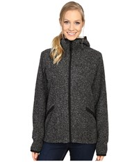 Jack Wolfskin Milton Jacket Black Women's Coat