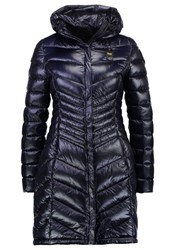 Blauer Down Coat Dark Blue