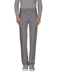 Massimo Alba Trousers Casual Trousers Men Grey