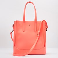 Joules Iola Shoulder Bag Fluorescent Orange