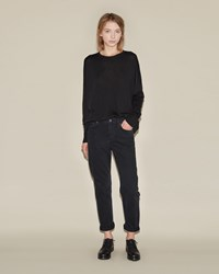 Acne Studios Boy Black Jean