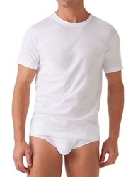 2Xist 3 Pack Classic Fit Essential Crew T Shirt White