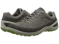 Ecco Sport Biom Grip Ii Dark Shadow Dark Shadow Herbal Men's Lace Up Casual Shoes Gray