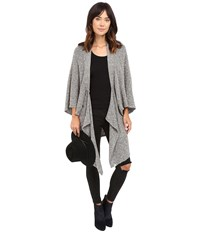 Rip Curl Lola Cardigan Grey Women's Sweater Gray