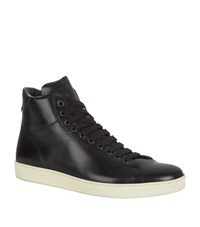 Tom Ford Russel High Top Sneaker Male