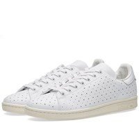 Adidas Stan Smith Perforated White