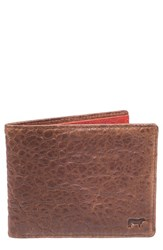 Men's Will Leather Goods 'Marvel' Wallet