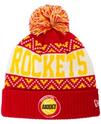 New Era Houston Rockets Biggest Christmas Knit Hat