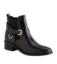 Carvela Kurt Geiger Saddle Leather Ankle Boot Female