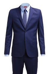 J. Lindeberg J.Lindeberg Suit Dark Blue Purple