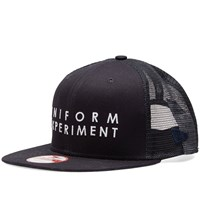 Uniform Experiment X New Era Mesh Cap Blue