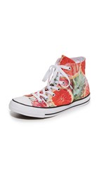 Converse Chuck Taylor All Star Fruit Slices Sneakers Orange Green White