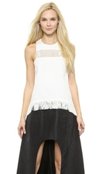 Sass And Bide Two Doors Down Top Ivory