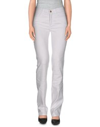 Loro Piana Denim Denim Trousers Women White