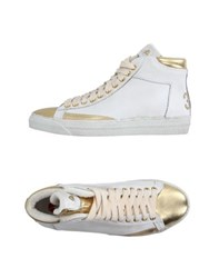 Cycle Footwear High Tops And Trainers Women Gold