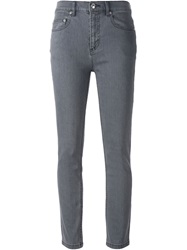 Marc By Marc Jacobs Skinny Jeans Grey