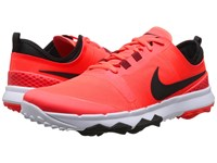 Nike Fi Impact 2 Bright Crimson Black White Men's Golf Shoes Red