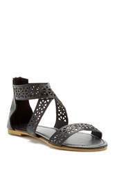 Charles Albert Perfect Sandal Black