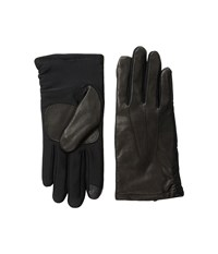 Echo Touch Leather Superfit Gloves Black Extreme Cold Weather Gloves