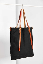 Bdg Canvas Leather Tote Bag