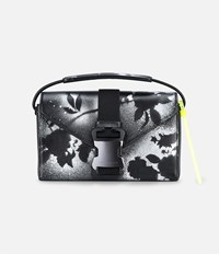 Christopher Kane Stencil Devine Shoulder Bag Black