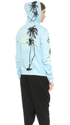 Freecity Life Nature Love Zip Hoodie Fresh Blue