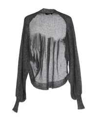 Cristinaeffe Collection Knitwear Cardigans Women Grey