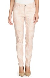Women's Cece By Cynthia Steffe Textured Jacquard Skinny Pants