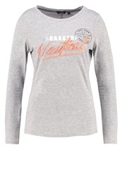 Gaastra Long Sleeved Top Gris Grey