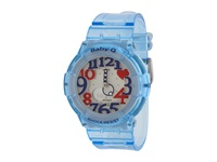 G Shock Baby G Pop Up Dial Bga131 Clear Blue Watches