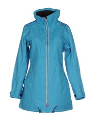 Helly Hansen Coats And Jackets Jackets Women Turquoise