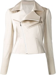 Creatures Of The Wind 'Jaca' Jacket Nude And Neutrals