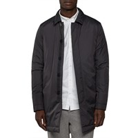 Norse Projects Charcoal Padded Thor Jacket Grey