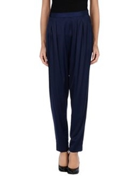 Alice Olivia Alice Olivia Casual Pants Dark Blue